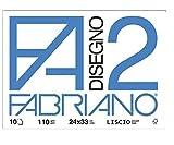 Viscio Trading 122860 Album Fabriano, Carta, Bianco, 2x33x24 cm 10 unità