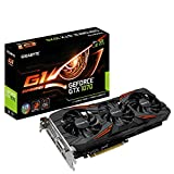 Gigabyte GV-N1070G1 GAMING-8GD V2 Carte Graphique Nvidia GeForce GTX 1070 1594 MHz