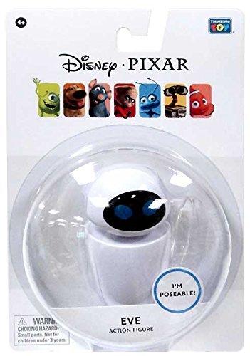 Disney / Pixar Wall-E Eve Exclusive 3.75 Action Figure by Pixar (Wall-e Pixar)