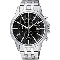 Men's Chronograph Watch Vagary By Citizen trendy IA 9-110-51 code