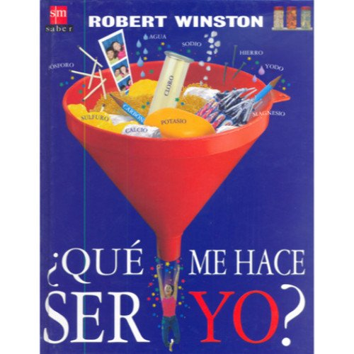 Que Me Hace Ser Yo?/What makes Me Me? (Sm Saber/SM Know) por Robert Winston
