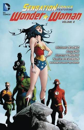 Sensation Comics Featuring Wonder Woman TP Vol 2