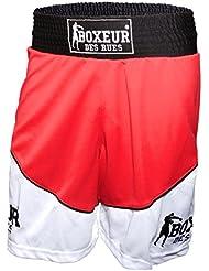 Boxeur des Rues Fight Activewear Short de boxe