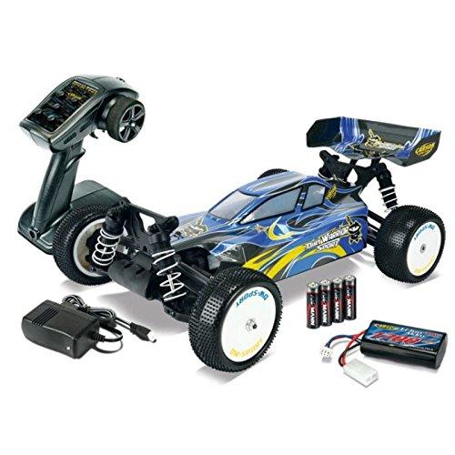 Preisvergleich Produktbild Carson 500404050 - 1:10 X10EB Dirt Warrior Sport 100% RTR