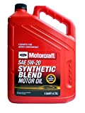 Ford Motorcraft 5W-20 Synthetic Blend 4,73 L