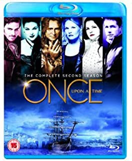 Once Upon A Time - Season 2 [Blu-ray] (B00DSOODH6) | Amazon price tracker / tracking, Amazon price history charts, Amazon price watches, Amazon price drop alerts