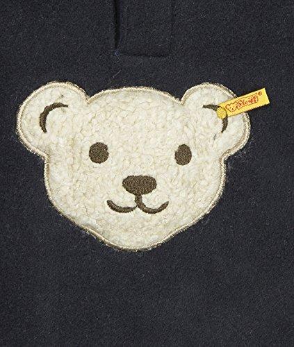 Steiff Unisex – Baby Sweatshirt 0006863 Blau (Marine ) 92 (Herstellergröße: 92) - 3