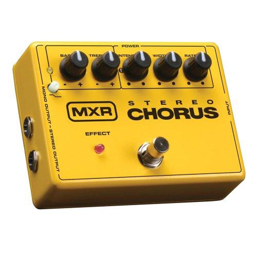 DUNLOP M 134 MXR INNOVATIONS STEREO CHORUS