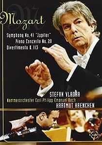 Mozart, Wolfgang Amadeus - Symphonie Nr. 41, Divertimento Es-Dur, Klavierkonzert Nr. 20 (N