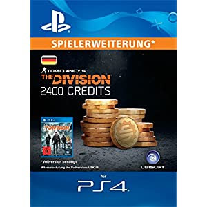 Tom Clancy's The Division 2400 Premium Credits