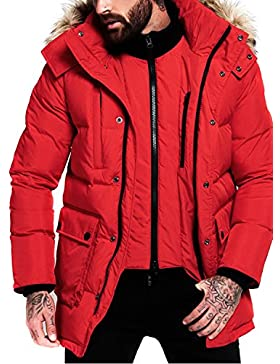 Parka SUPERDRY Expedition Rojo