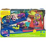 Littlest Pet Shop - 370881480 - Mini-Poupée - Coffret Petshop Trotteur