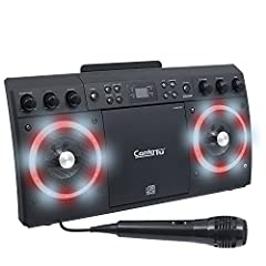 Idea Regalo - Giochi Preziosi Canta Tu Light and Sound Karaoke