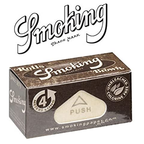 Smoking Brand Brown Rolls - 3 Rolls by Trendz
