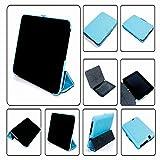 """Meijunter Blue Titolare Pelle Protector Pouch Caso Copertina Coprire Case Cover Per 7"""" Kindle Fire HD 7 2th 2012 Tablet"""