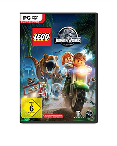 LEGO Jurassic World - [PC]