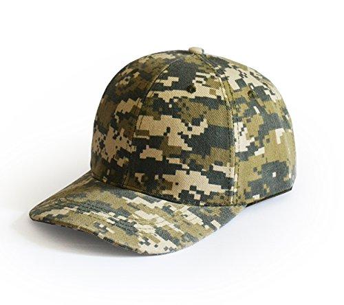 UltraKey Baseballkappen, Militär-Camouflage-Kappen, Schirmmützen, Können für Outdoor-Aktivitäten Wie Angeln, Camping und Jagd Verwendet Werden Tarnung
