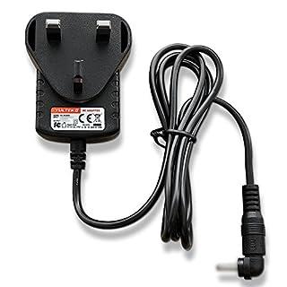 Asda e80170 DAB Radio 5V Mains AC-DC Adaptor Power Supply Charger UK Plug Lead