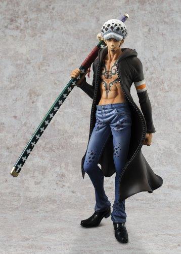 Megahouse One Piece : Portrait of Pirates: Trafalgar Law (Version 2) Excellent model Figure 3