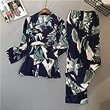MDHDSY Damen Zweiteiler Damen Pyjama Elegant Und Komfortabel Home Service M 1