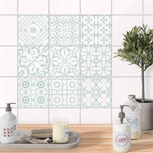 Piastrelle decorative per cucina | Stickers Design adesivo decori ...