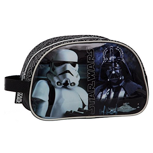 Star Wars Trousse de Toilette Adaptable Vanity, 26 cm, Noir 4234451
