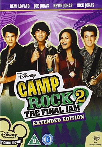 Camp Rock 2: The Final Jam [DVD] by Demi Lovato