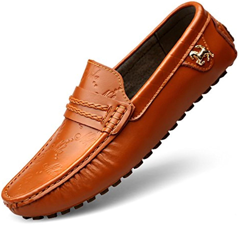 Otoño E Invierno Hombres Zapatos De Hombre Versión Coreana Zapatos De Guisantes