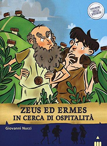 Zeus ed Ermes in cerca di ospitalità. Storie nelle storie