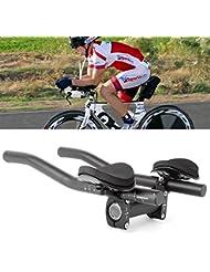 Cycle Velo Guidon Guidolines Racing Bike Cycling Tri Triathlon Bars Clip Sur Bars Relaxation Repos