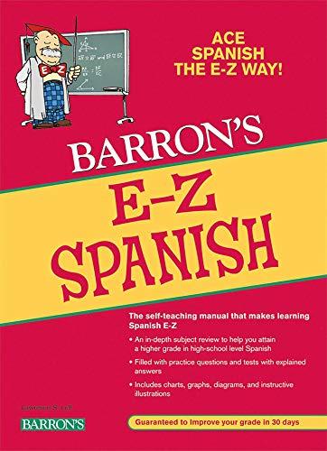 E-Z Spanish (Barron's Easy Way)