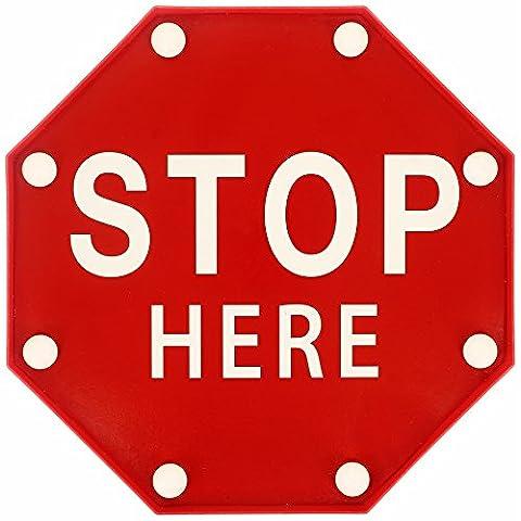 Panneaux Stop - Promobo - Lampe Américaine A Suspendre Panneau