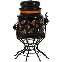Yankee Candle Cristal Accesorio, metal, Jar Holder & Candy Corn