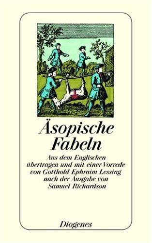 Diogenes Verlag Äsopische Fabeln