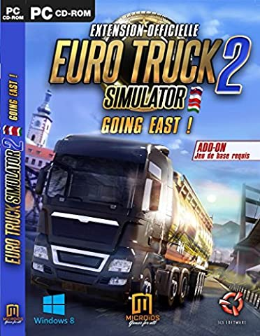 Extension officielle Euro Truck 2 Simulator Going East