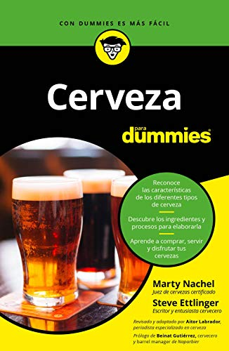Cerveza para Dummies (Sin colección) por Aitor Labrador Ochoa