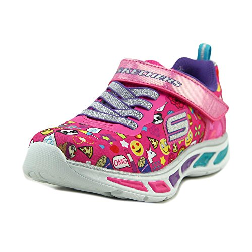 Skechers-Litebeams-Feelin-It-Zapatillas-de-Entrenamiento-para-Nias