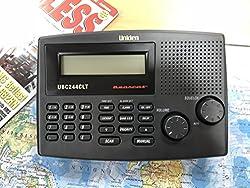 Uniden Bearcat Ubc244clt Base Scanner