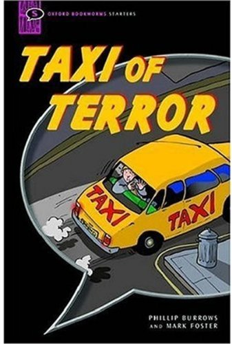 Taxi of Terror: Comic-strip
