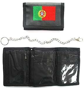 *** PROMOTION *** Portefeuille - Drapeau Portugal
