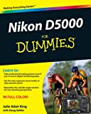 Image de Nikon D5000 For Dummies