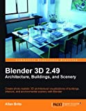Image de Blender 3D 2.49 Architecture, Buidlings, and Scenery