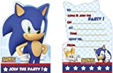 Sonic The Hedgehog Party Invite - 6