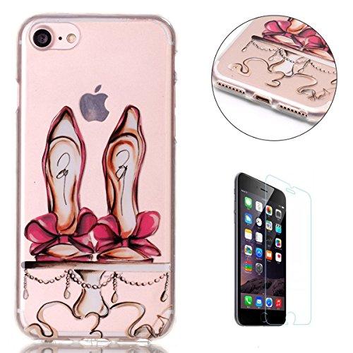 coque-iphone-7-47-pouce-housse-silicone-de-gel-avec-gratuit-protections-dcrancasehome-cristal-clear-