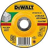 disco plano abrasivo para cortar piedra DeWalt DT42673-XJ 230 mm x 3 x 22,2 mm