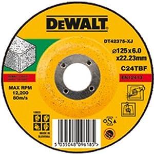 51z3pM5RTkL. SS300  - DeWalt DT42573-XJ Disco de corte plano para piedra