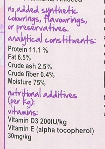 Barking Heads Wet Fat Dog Slim Dog Food Tins, Pack of 6 3