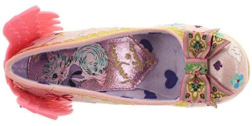 Irregular Choice, Scarpe col tacco donna Pink