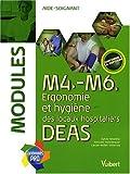 M4-M6 DEAS : Ergonomie et hygiène des locaux hospitaliers