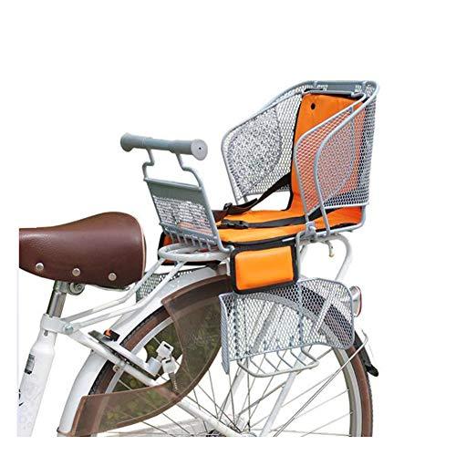 CHENG Radfahren Kindersitze Kindersitz hinten Multifunktions-Sitzkorb 10 Farben Optional,color6